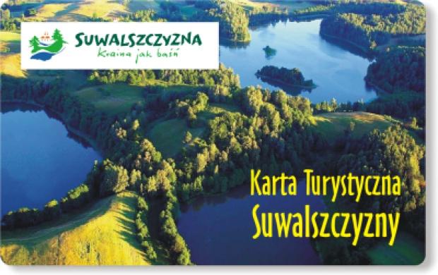 Turysto, taniej z Kartą Turystyczną Suwalszczyzny