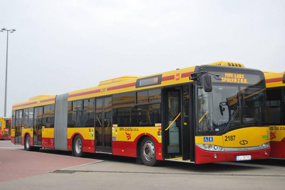 Łódzkie MPK wynajmie na 10 lat nowe autobusy