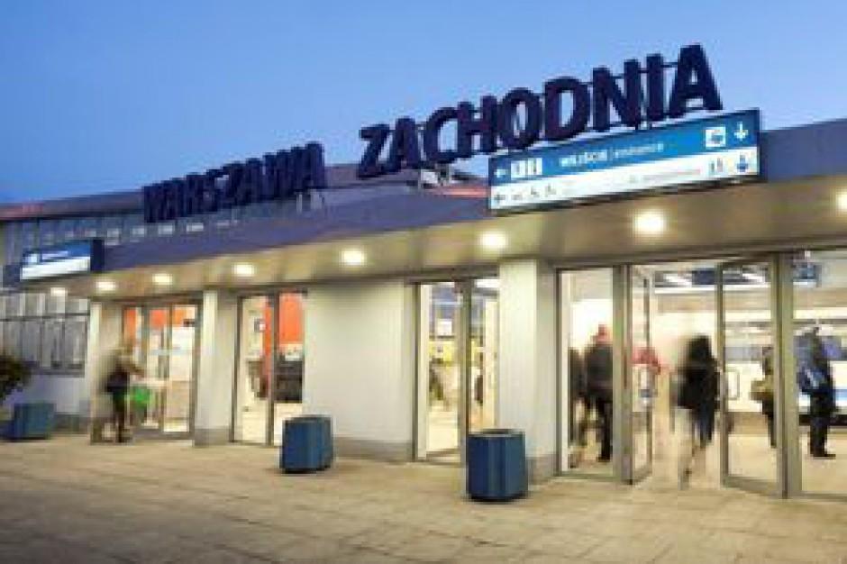 Dworzec Warszawa Zachodnia został skomercjalizowany