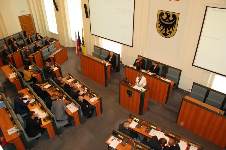 Zarząd województwa dolnośląskiego otrzymał absolutorium