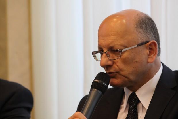 Krzysztof Żuk z absolutorium