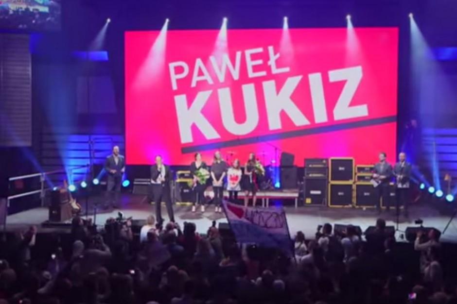 Kukiz: Referendum i JOW-y ważniejsze od kampanii wyborczej