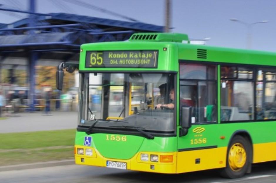 Poznań: Jeśli pasażer nie naciśnie przycisku nie wysiądzie z autobusu
