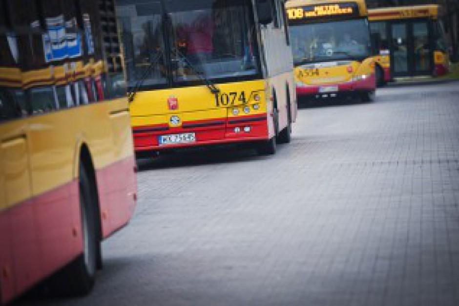 Autobusy w Warszawie: Trzech chętnych do obsługi komunikacyjnej stolicy