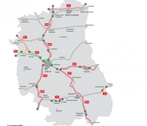 Infrastruktura drogowa: PARP wesprze tylko pięć miast. Inne poszkodowane