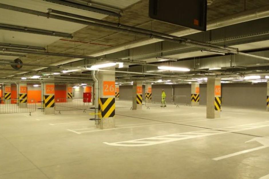 Tychy mają drugi parking Park&Ride