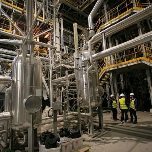 Bydgoska ekoelektrociepłownia dostarczy maksymalnie 27,7 megawatów energii cieplnej(fot.mat.pras.)