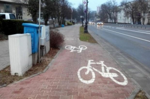 Warszawa wybuduje 80 km tras rowerowych