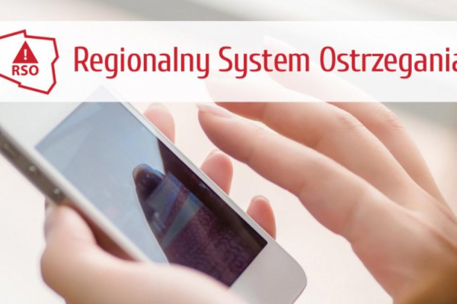 Wkrótce nowe funkcje Regionalnego Systemu Ostrzegania