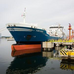 Najnowsza inwestycja spółki Naftoport sfinalizowana została już w grudniu 2014 roku. (fot.portgdansk.pl)