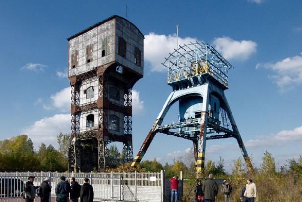 Pokopalniane wieże stały się atrakcją turystyczną