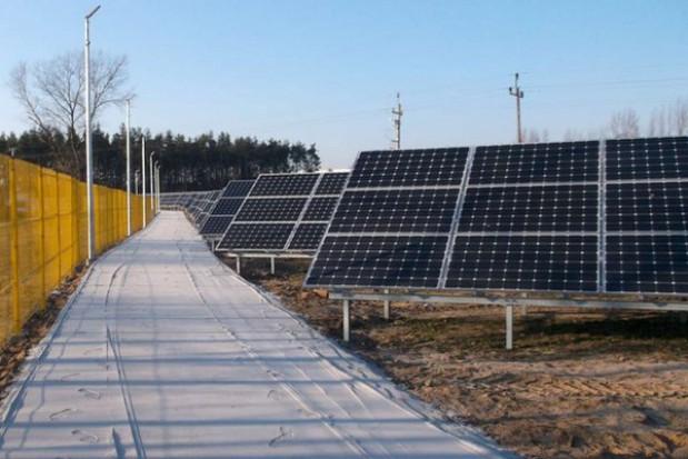 Największa w Polsce farma fotowoltaiczna już działa