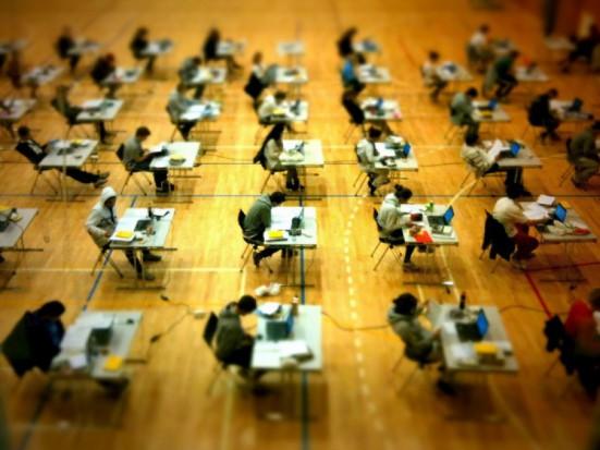 Kompromitacja uczniów na maturze z wiedzy o społeczeństwie