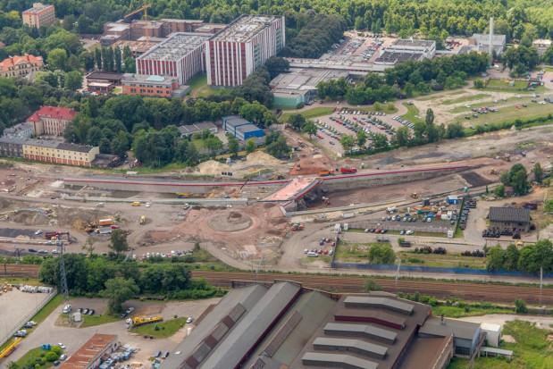 Kiedy zakończy się budowa odcinka DTŚ w Gliwicach?