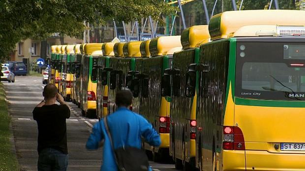 Tychy inwestują w limuzyny wśród miejskich autobusów