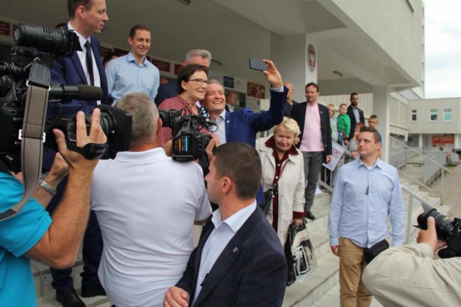 Biedroń i Kopacz: Czy Słupsk mógł dostać pieniądze od rządu?