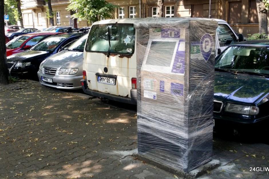 Są pierwsze parkomaty w Gliwicach. Wielofunkcyjne