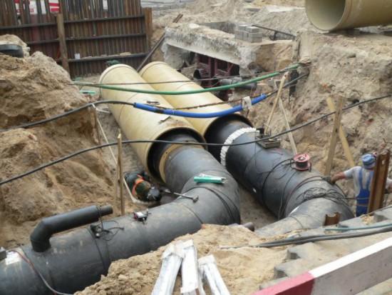 Nowa kanalizacja w Ostrowcu i okolicy. Inwestycja zakończona