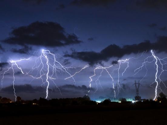 Prognoza pogody na 8 i 9 lipca. To nie koniec burz i nawałnic