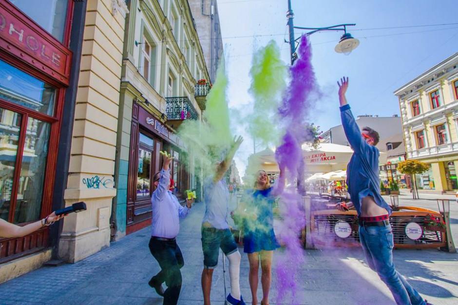 Festiwal Kolorów w polskich miastach