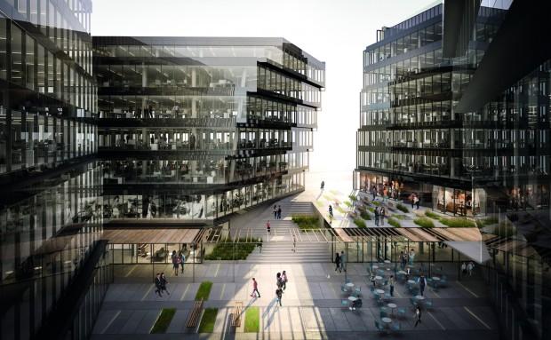 W Lublinie powstanie pierwszy tak nowoczesny biurowiec