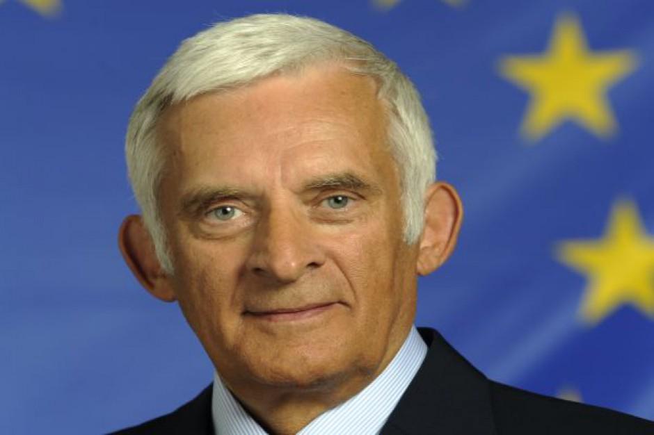 Jerzy Buzek honorowym obywatelem Krakowa. PiS: następny Tusk?