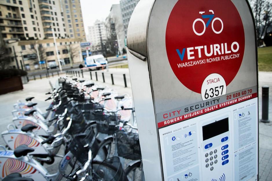 Wypożyczalnie rowerów miejskich w rozkwicie