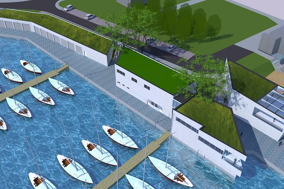 W Iławie nad Jeziorakiem powstał całoroczny port