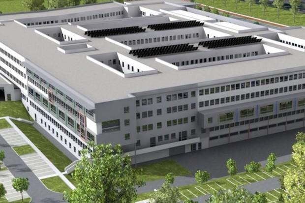 Nowy Szpital Wojewódzki we Wrocławiu prawie gotowy