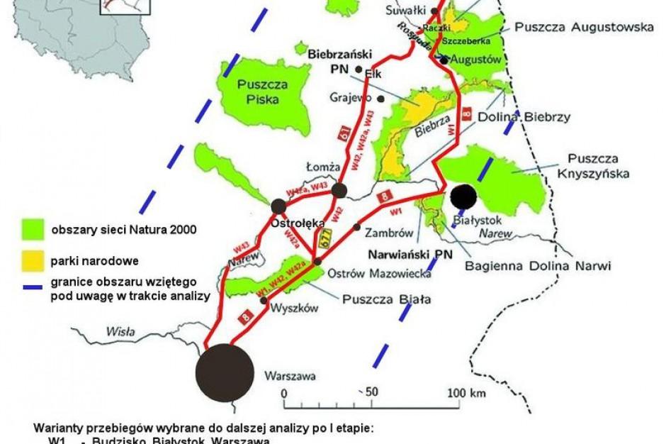 Via Baltica powstanie do 2020 r. Decyzja zapadła po 20 latach