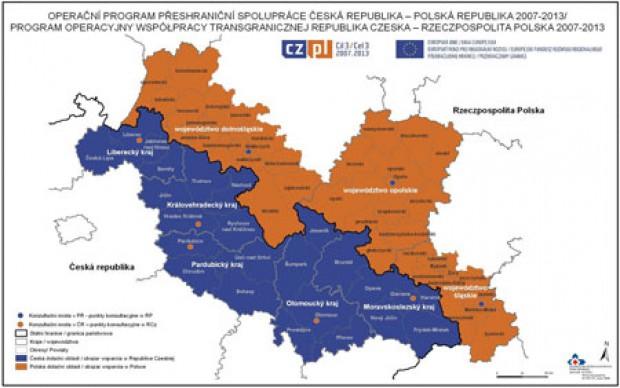 Polska i Czechy:  dolnośląskie, opolskie i śląskie dostaną fundusze unijne