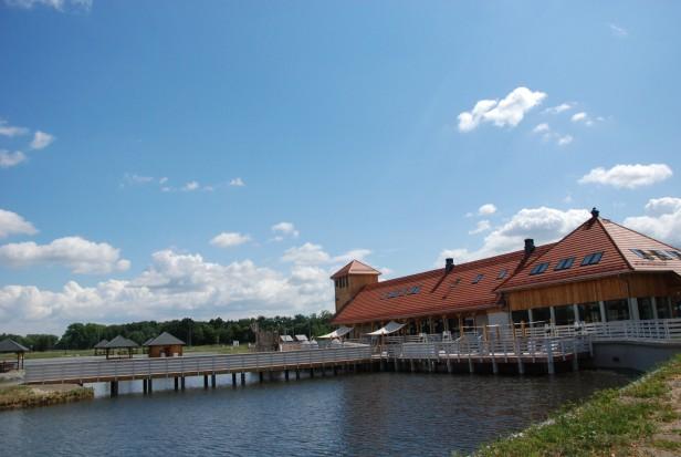 Stawy Milickie to największy kompleks stawów w europie