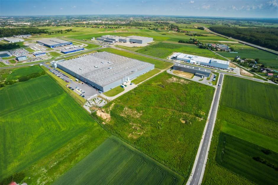 SSE w Lublinie, inwestycje: zagospodarowano 90% terenu