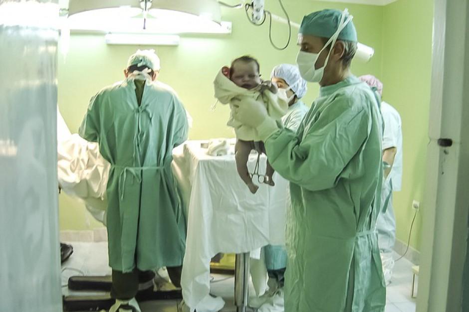 Rząd obiecuje wsparcie dla placówek pediatrycznych