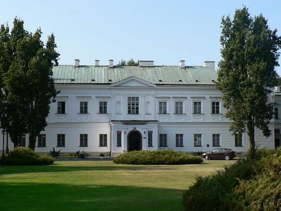 Niezwykłe odkrycie w pałacu w Falentach pod Warszawą
