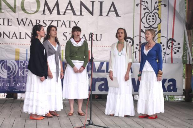 Małopolskie: Rusza Festiwal ETNOmania w Wygiełzowie