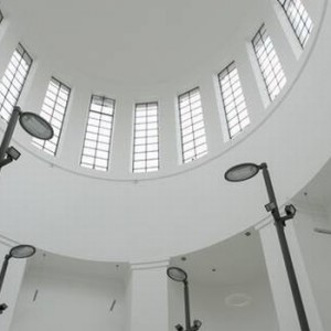 Pawilon Czterech Kopuł wraz z Halą Stulecia znajduje się na liście Światowego Dziedzictwa UNESCO