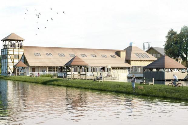 Ruda Sułowska, otwarto Centrum Edukacyjno-Turystyczne Naturum