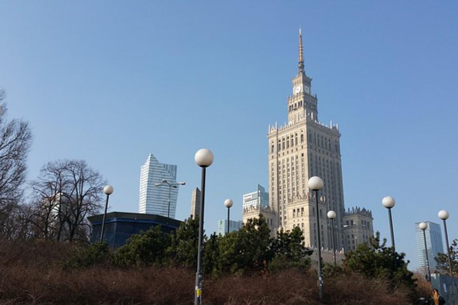 Warszawa świętuje 60. urodziny Pałacu Kultury i Nauki