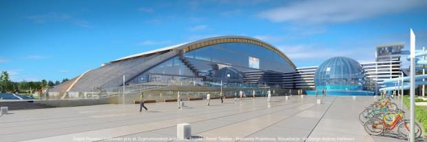 Lublin otworzy kompleks basenów, za 100 mln