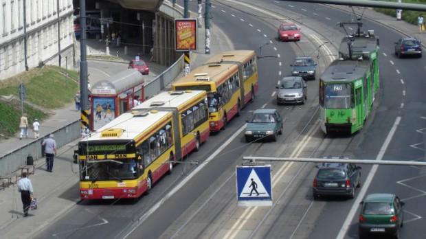 Warszawa: w weekend utrudnienia w ruchu