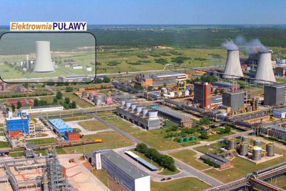 Coraz bliżej elektrowni Puławy