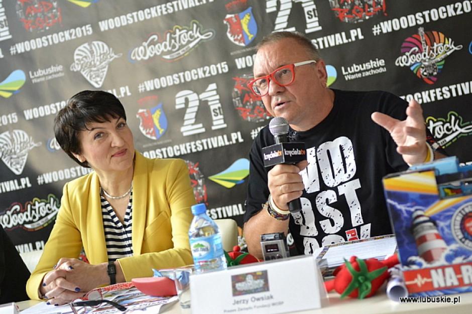 Przystanek Woodstock, Elżbieta Polak i Jurek Owsiak zapraszają