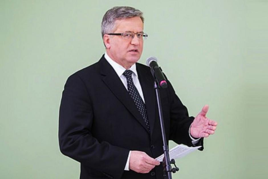 Ustawa o samorządzie gminnym podpisana przez prezydenta