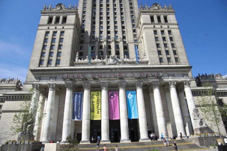 Pałac Kultury i Nauki ma już 60 lat. Wciąż najwyższy