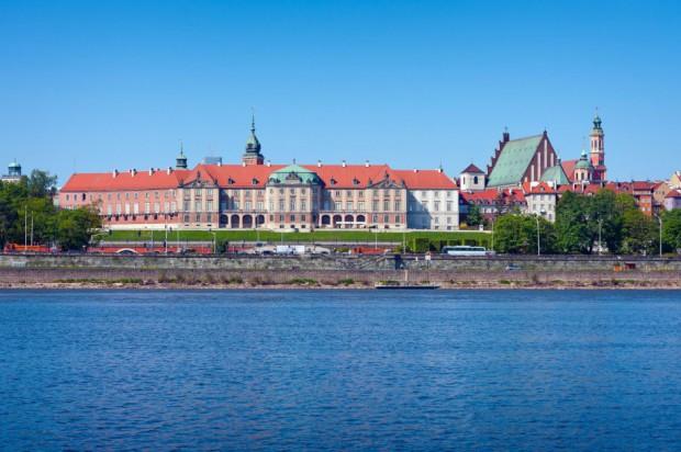 Architekci o nadwiślańskich terenach. Europejskie rzeki wzorem