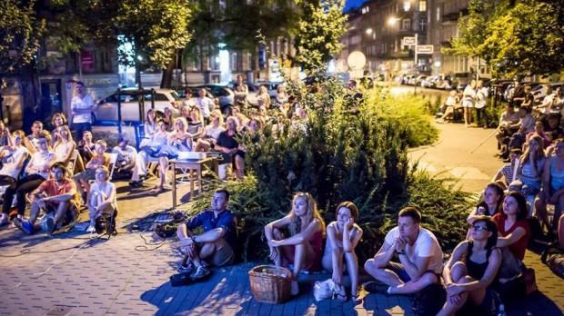 Kino letnie, Poznań stawia na kina plenerowe