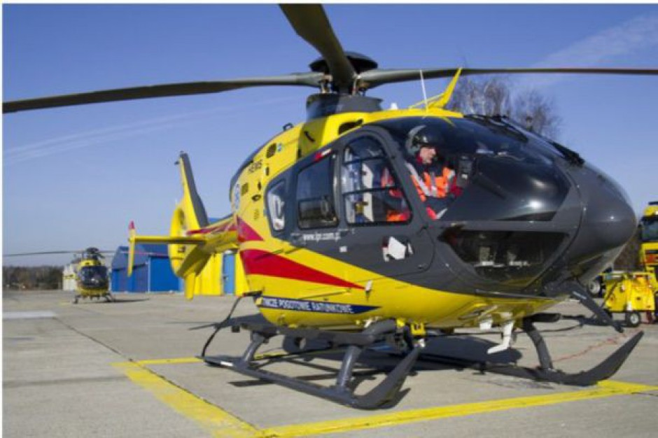 Gorzów, Ostrów Wlkp. i Opole będą miały bazy śmigłowców ratunkowych