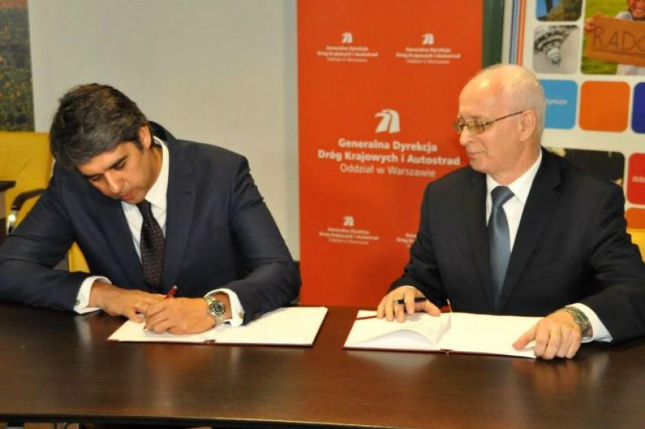 S7: Umowa na budowę zachodniej obwodnicy Radomia podpisana