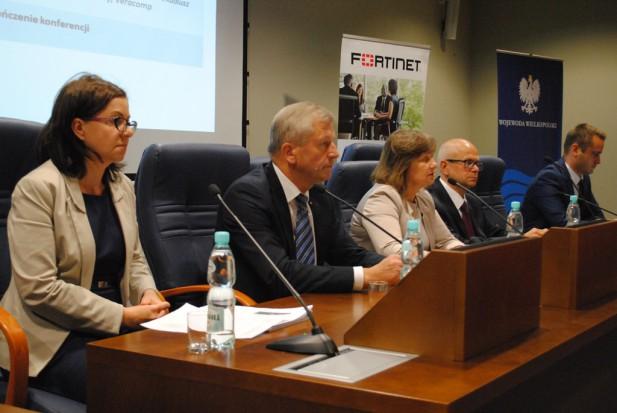 Samorządowcy z Wielkopolski spotkali się z wiceministrem MAC